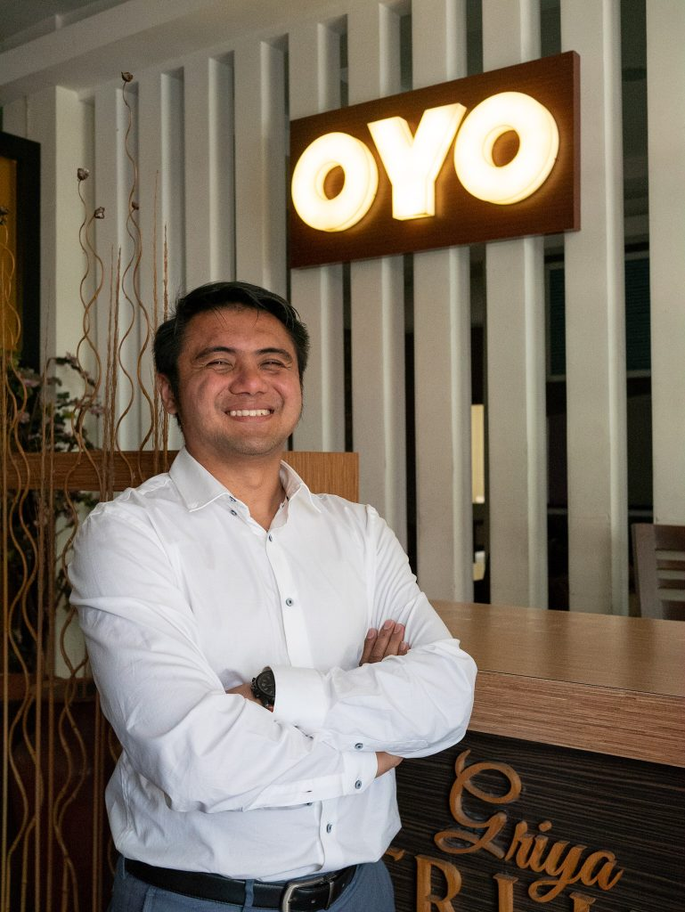 Bayu Seto - Region Head Java OYO Hotels and Homes Indonesia