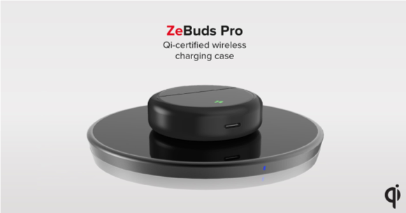 MyKronoz unveils its new flagship ZeBuds collection, with 3 models of stylish and affordable true wireless stereo earphones
