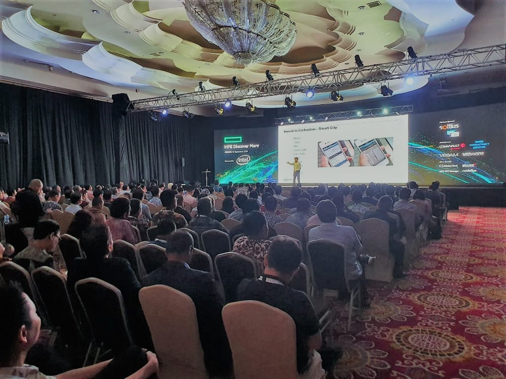 HPE Discover More Event