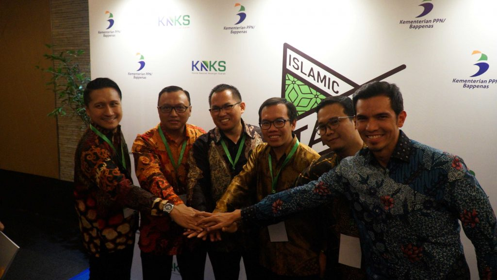 Arie Untung - Influencer, Widjayanto Djaenudin - Group Head Sales & Sharia Unit LinkAja, Afdhal Aliasar - Direktur Pengembangan Ekonomi Syariah & Industri Halal KNKS, Fajrin Rasyid - Presiden Bukalapak, Yuda Wirafianto - CFO Little Giantz, Adrian Maulana - Influencer