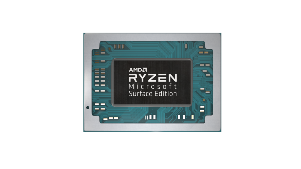 prosesor AMD Ryzen Microsoft Surface Edition