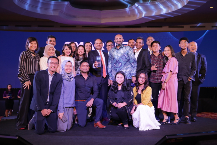 Agency Of The Year (Mindshare)