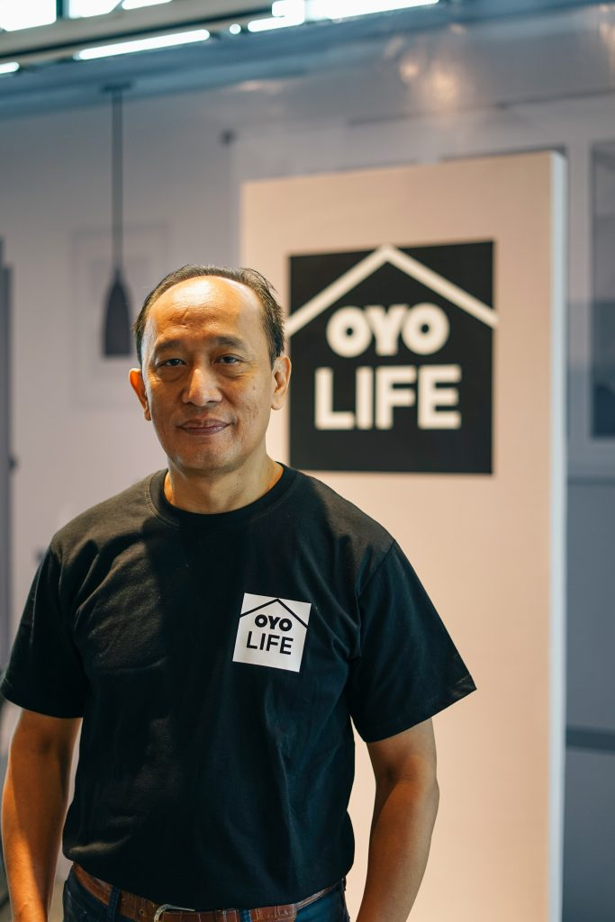 Bramantyo, Country Head for Emerging Business OYO Hotels & Homes, Indonesia