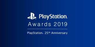 PlayStation®Awards 2019 Announcement of Event Details, User Voting and YouTube Broadcast