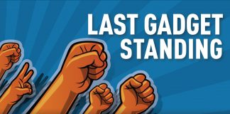 Last Gadget Standing, presented by Living in Digital Times (PRNewsfoto/Living in Digital Times)