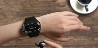 Aipower to Showcase Wearbuds® World's First Wristband-housed Wireless Earbuds at CES 2020 (Photo: wearbuds.myaipower.com)