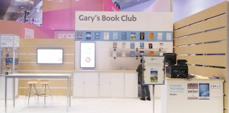 Gary's Book Club at CES 2020 Highlights Notable Authors (Photo: twitter.com/ces)