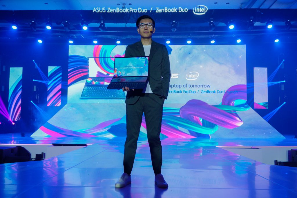 Jimmy Lin, ASUS Regional Director Southeast Asia.