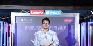 Kevin Adityo, Consumer Notebook 4P & T1 Manager Lenovo Indonesia