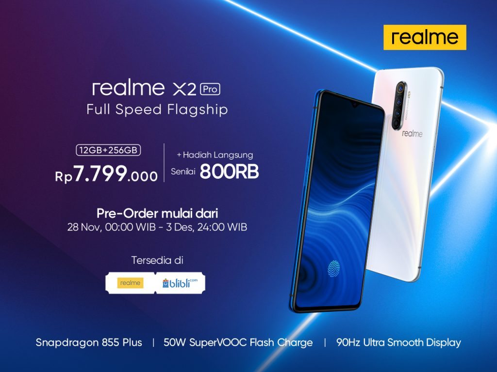 realme X2 Pro with Price