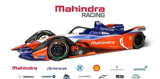 Mahindra Racing's all-electric Formula E race car leverages safe and secure INTEGRITY® real-time operating system and optimized development tools for Race to Road initiative