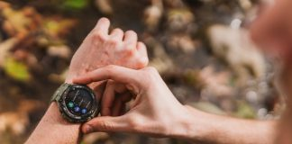 Amazfit T-Rex, a Smartwatch Designed for Outdoor Challenge, to Unveil in CES 2020