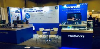 Tenavolts New Generation Rechargeable Lithium AAA Batteries, 2020 CES Innovation Award Honoree, Now Is Available on Amazon.