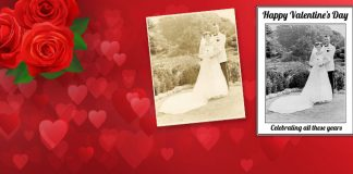 THE PERFECT VALENTINE'S GIFT – CREATE A VALENTINE'S DAY CARD FROM RESTORED FADED PHOTOS WITH VIVID-PIX (Photo Credit: familytreemagazine.com)