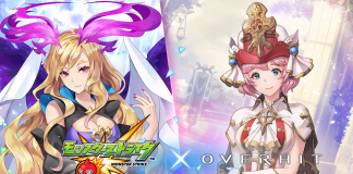 LUCIFER, D'ARTAGNYAN AND URIEL FROM MONSTER STRIKE ARRIVE IN ENCHANTED OVERHIT UNIVERSE